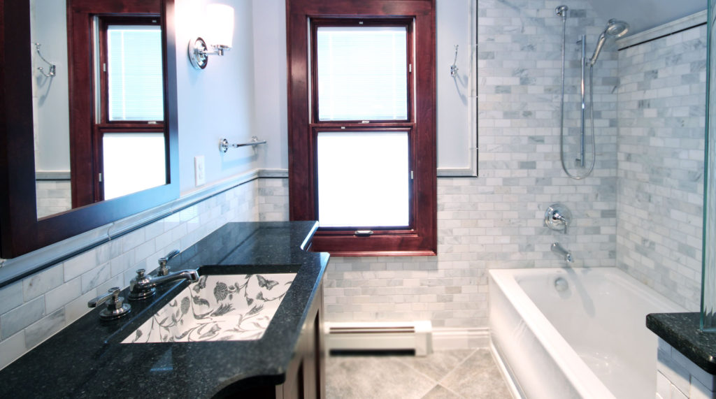 High End Bathroom Remodel